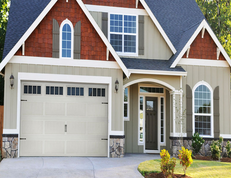 automatic sectional garage doors