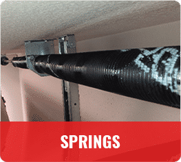 garage door opener spring broken