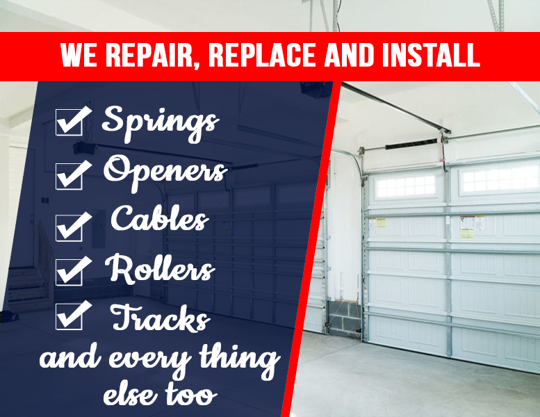 all garage door repair