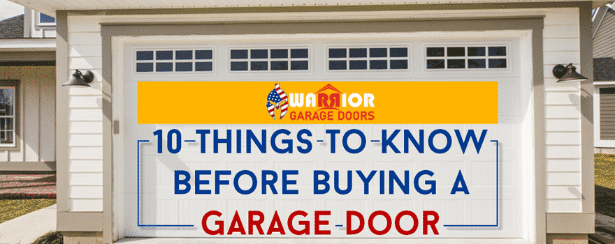 new-garage-door-installation