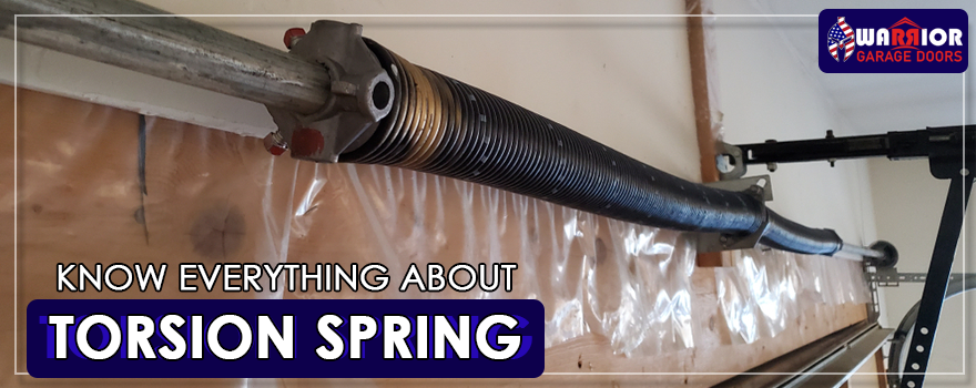 Everything you need To know about Torsion Spring
